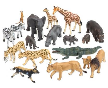 Animale de pe savana Africană0