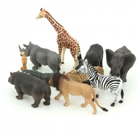 Animale din Africa realistice2