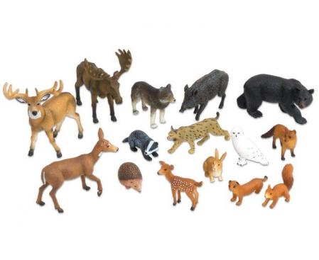 Animale sălbatice din Europa0