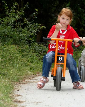 Bicicleta Vitezomana Mica fara pedale Circleline Winther2