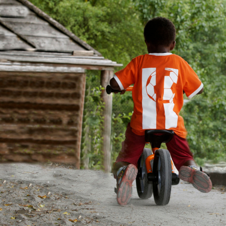 Bicicleta Vitezomana Mica fara pedale Circleline Winther1