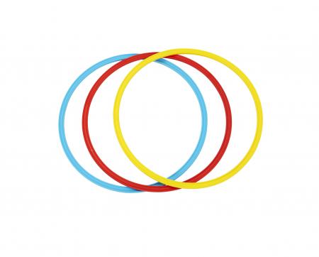 Cercuri de 50 cm - set de 3 bucăți0