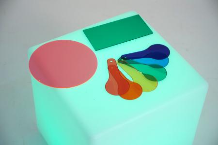 Cub Senzorial Luminos4