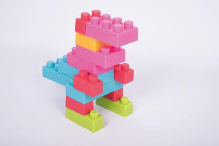 Cuburi de plastic moale, TickiT, set de 45 cuburi, multicolor1