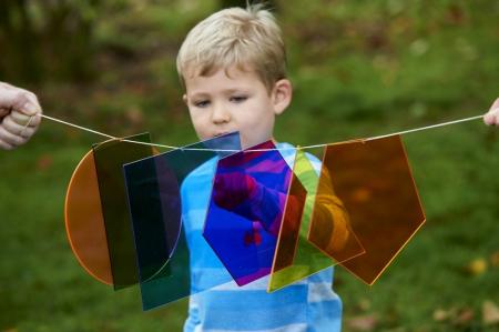 Forme uriașe pentru amestecarea culorilor, TickiT, set de 6 elemente, multicolor2