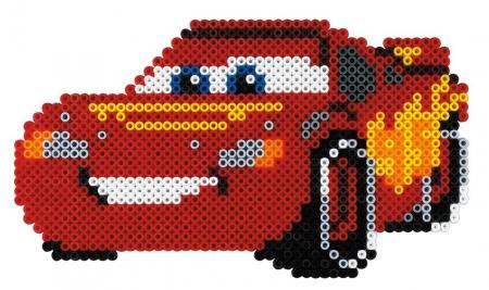 Margele de calcat HAMA MIDI DISNEY CARS 4000 in cutie1