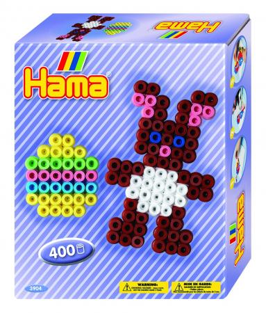 Margele de călcat HAMA Midi în cutie specială 400 buc Paștele0