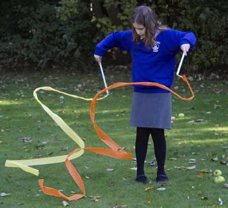Panglici de dans, Edx Education, set de 6 bucăți, multicolor4