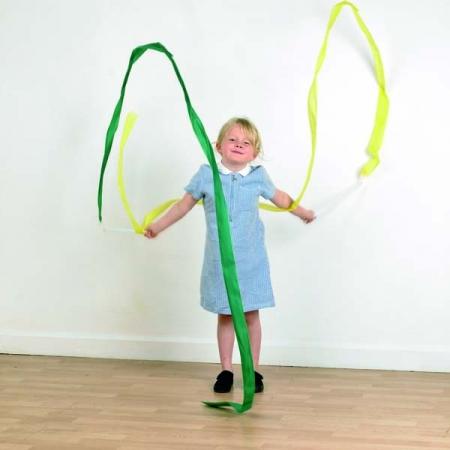 Panglici de dans, Edx Education, set de 6 bucăți, multicolor1