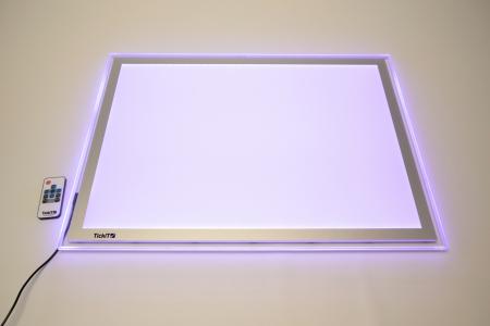 Panou luminos A2 cu schimbare de culoare1