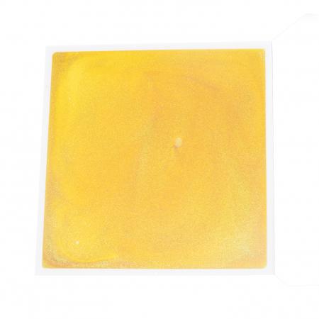 Placă senzorială cu gel - auriu [0]