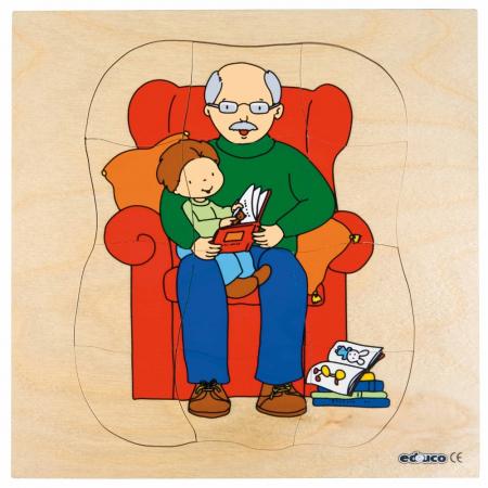 Puzzle de dezvoltare bunicul0