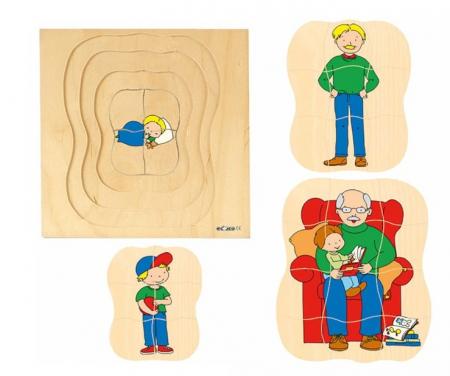 Puzzle de dezvoltare bunicul1