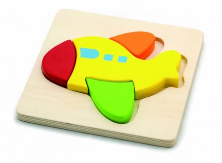 Set de 3 puzzle lemn MIJLOACE DE TRANSPORT3