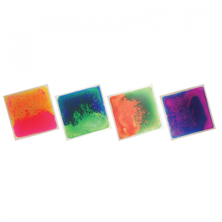 Set de 4 plăci senzoriale cu gel - UV [1]