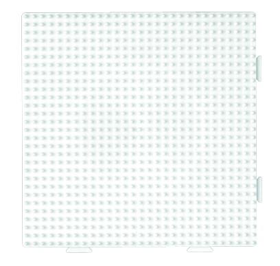 Set de 5 planșete midi mici în bășică, forme geometrice3