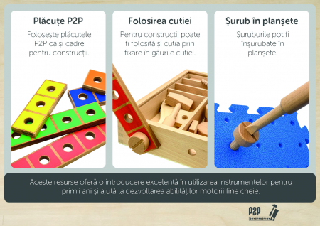 Set de construcții P2P [5]