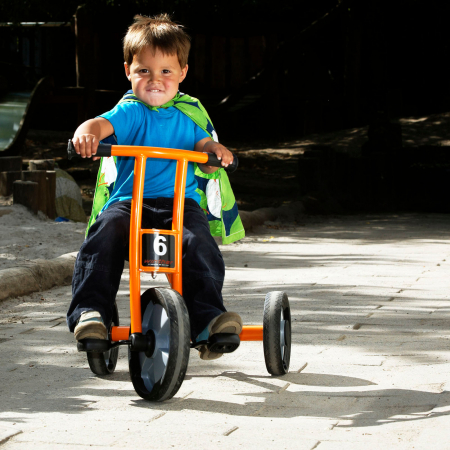 Tricicleta Medie Circleline robustă și populară [4]