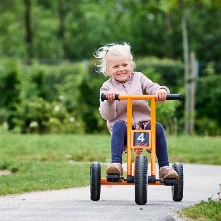 Tricicleta Medie Circleline robustă și populară [2]