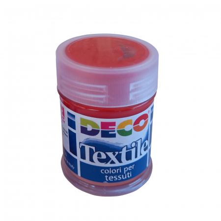 Vopsea roșu magenta pentru material textil în flacon de 35 [0]