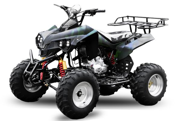 ATV AKP WARRIOR 250Cc #Manual//4-Trepte+Marsarier 0