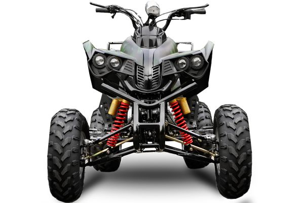 ATV AKP WARRIOR 250Cc #Manual//4-Trepte+Marsarier 1