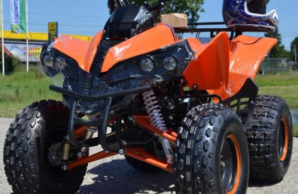 ATV  MODEL:WARRIOR 125CMC #SEMI-AUTOMAT 1