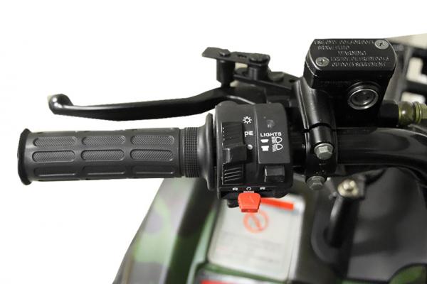 ATV MODEL:AKP HUMMER 250CMC#MANUAL 8