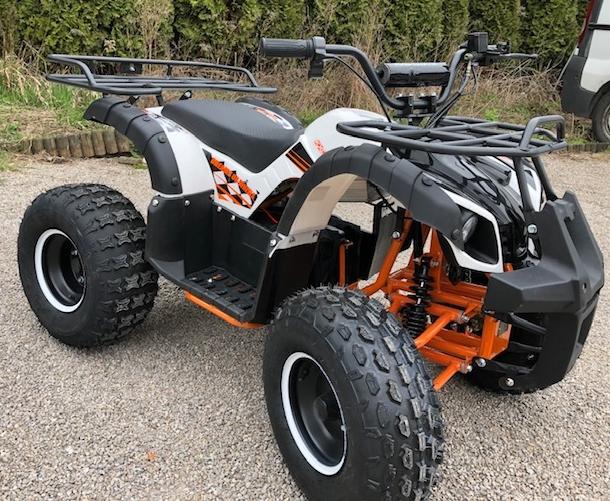 ATV HUMMER ELECTRIC 1000W #ROTI 8 INCH / AUTOMAT 6