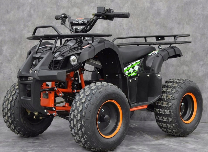 ATV HUMMER ELECTRIC 1000W #ROTI 8 INCH / AUTOMAT 0