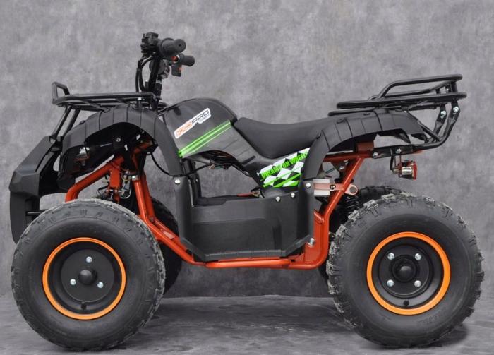 ATV HUMMER ELECTRIC 1000W #ROTI 8 INCH / AUTOMAT 2