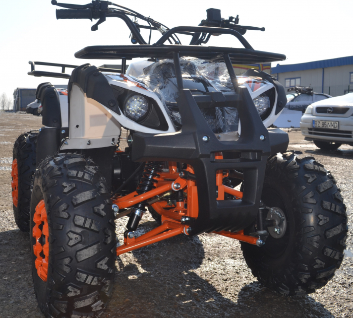 ATV KXD 006-8 HUMMER LED #SEMI-AUTOMAT 0