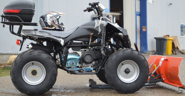 ATV AKP WARRIOR 250CC 3