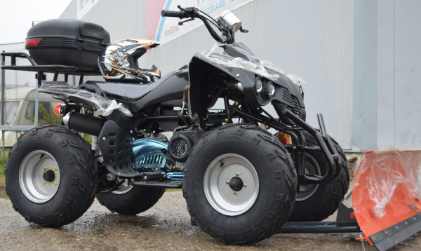ATV AKP WARRIOR 250CC 2
