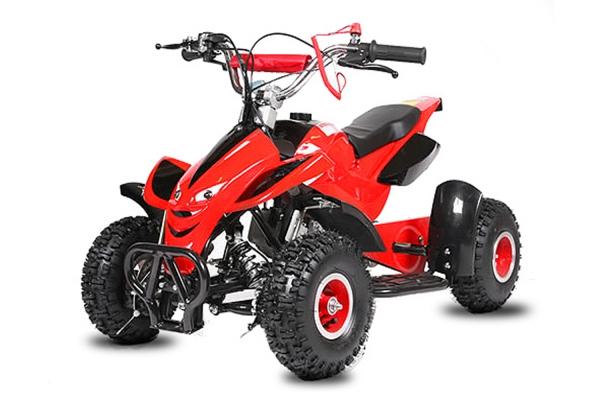 ATV DRAGON 2 49CC #ROTI 4 INCH / AUTOMAT-FARA MARSARIER 1