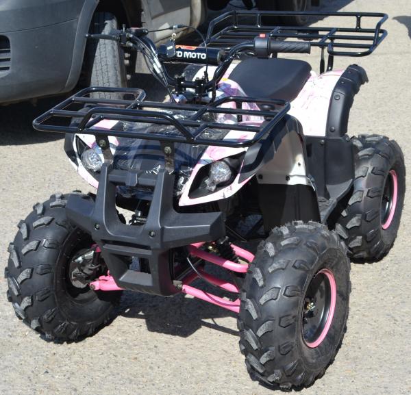 ATV  MODEL: GRIZZLY 125CMC #AUTOMATA 2