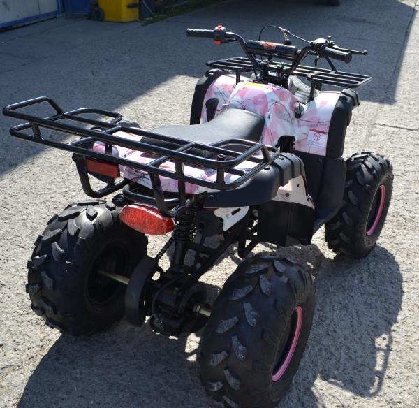ATV  MODEL: GRIZZLY 125CMC #AUTOMATA 3