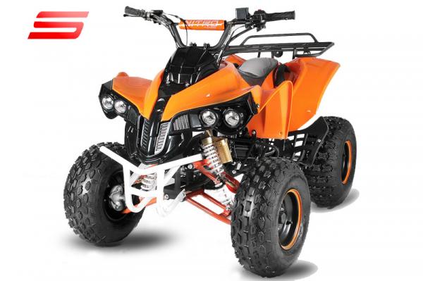 ATV  MODEL:WARRIOR 125CMC #SEMI-AUTOMAT 0