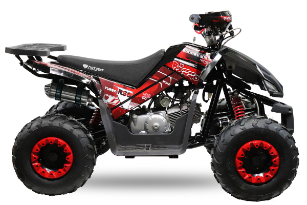 ATV RIZORS 125CMC 2