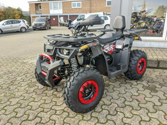 ATV RUGBY 180CC #ROTI 10 INCH / AUTOMAT 3
