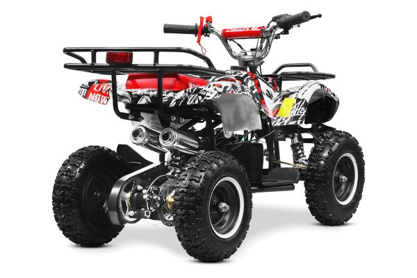 ATV TORINO 49CC #ROTI 6 INCH / AUTOMAT-FARA MARSARIER 5