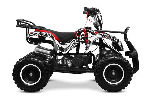 ATV TORINO 49CC #ROTI 6 INCH / AUTOMAT-FARA MARSARIER 6