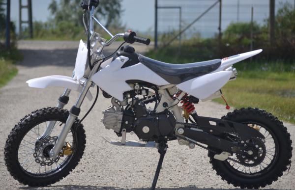 MOTOCROSS MODEL:DB607 125CMC #AUTOMAT 1