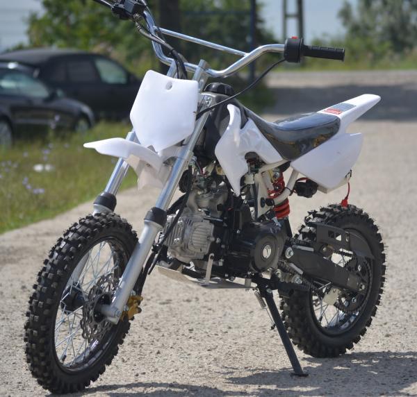 MOTOCROSS MODEL:DB607 125CMC #AUTOMAT 3