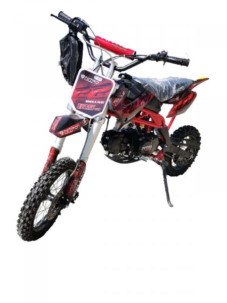 Motocross Sky Super Sport 125 Cc #Manuala 4