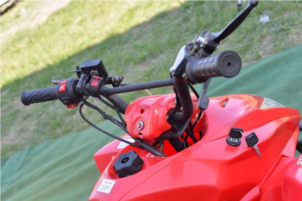 ATV  MODEL:JUMMPER 125CMC #AUTOMAT 3
