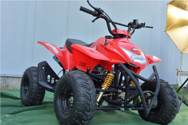 ATV  MODEL:JUMMPER 125CMC #AUTOMAT 4