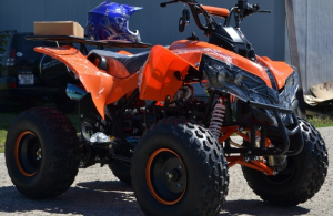 ATV  MODEL:WARRIOR 125CMC #SEMI-AUTOMAT2