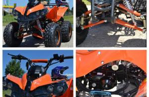 ATV  MODEL:WARRIOR 125CMC #SEMI-AUTOMAT5