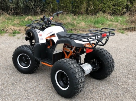 ATV HUMMER ELECTRIC 1000W #ROTI 8 INCH / AUTOMAT5